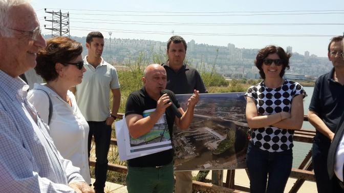 צפו במידע שהגשנו היום לוועדת הפנים ואיכות הסביבה של הכנסת