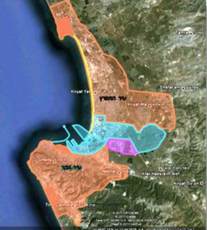 """הישג ל""""חיים בחיפה"""": ועדת המשנה של הכנסת קיבלה את השגותינו על תכנון הנמל והתעשיות המסוכנות במפרץ"""