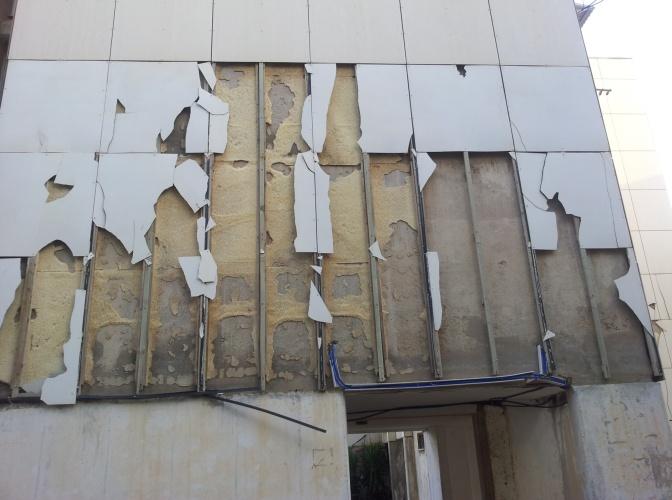 ציניות, פוליטיקה ואבק קטלני: הצבעת מועצת העיר על מפגע האסבסט בשער העלייה