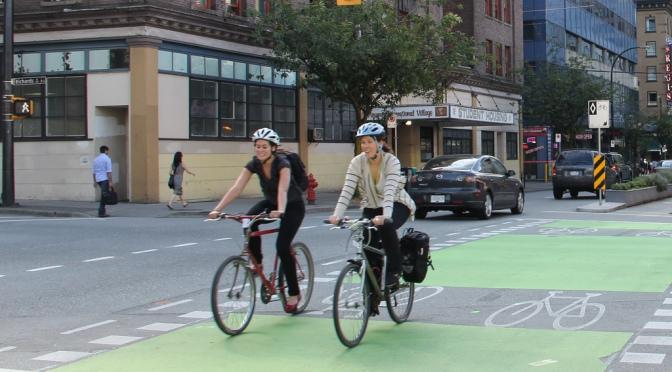 קול גלגל: מקדמים שינוי בתכנון העיר למען רוכבי האופניים