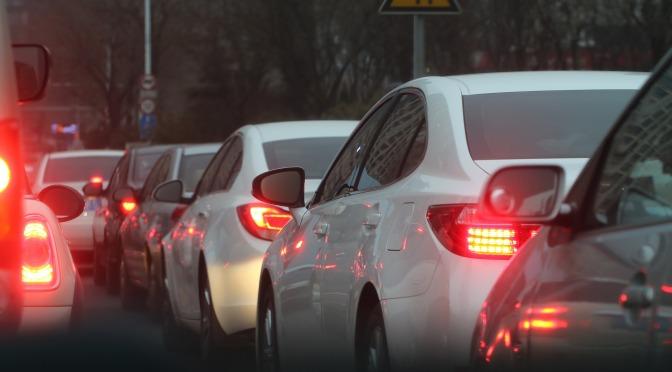 בדיקה של אור ירוק מעלה ממצאים חמורים בבטיחות בדרכים בחיפה
