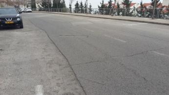 מצב הכביש