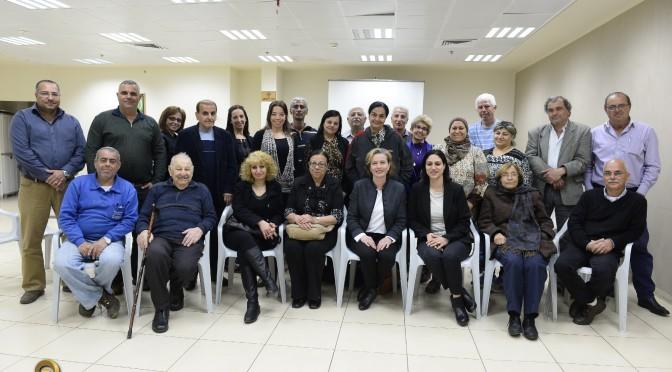 התחדשות עירונית בשכונות הותיקות והערביות של חיפה
