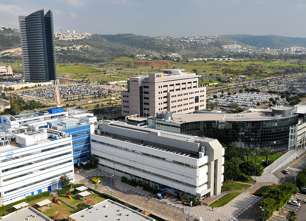 Matam_hi-tech_park_(Haifa)