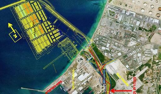 ערר על על תכנית חיבורי נמל המפרץ