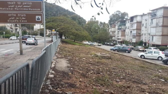 הצעה לסדר במועצת העיר חיפה: טיילת באלנבי
