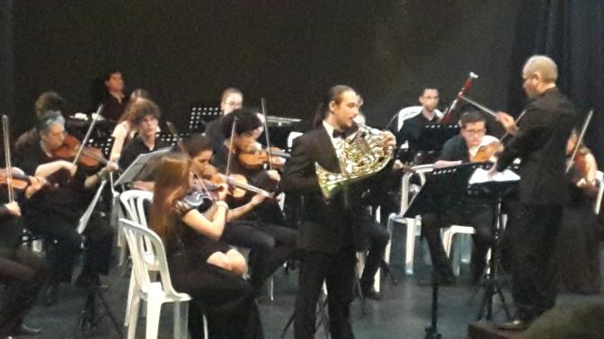 מגמת המוזיקה של בית ספר רעות – סמל חיפאי בסכנת הכחדה